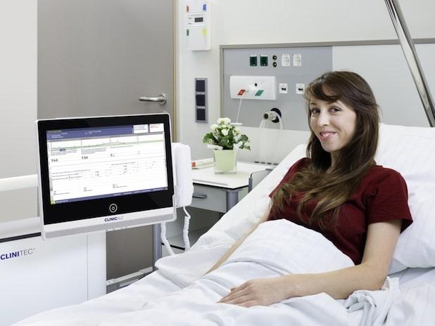 Photo of E-Health trifft Infotainment – eine moderne und einzigartige Klinik Europas entsteht