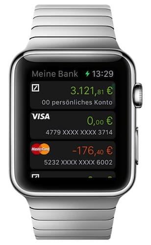 Photo of Das Konto am Handgelenk: Deutsche Bank bietet Banking mit der Apple Watch