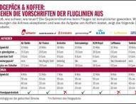 COMPUTER BILD-Test: Großteil der Fluglinien-Websites mit Datensicherheitsmängeln
