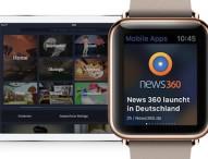Personalisierte Nachrichten im Stream – auch auf der Apple Watch