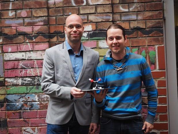 Photo of Der digitale Klassenraum der Zukunft: Wiener Startup Waltzing Atoms entwickelt eine interaktive Chemie-Schnitzeljagd-App
