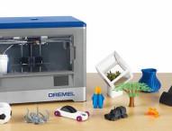 Dremel 3D Idea Builder bringt 3D-Druck nach Hause