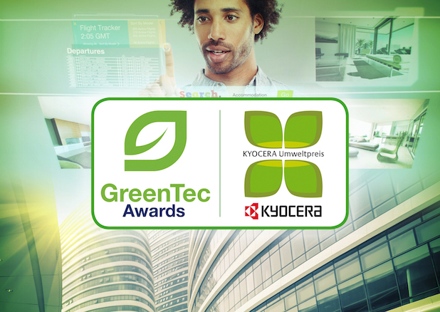 Photo of KYOCERA-Umweltpreis wird Teil der GreenTec Awards