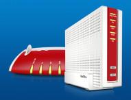 Anga Com 2015: AVM zeigt kommende FRITZ!Box 6590 Cable und FRITZ!Box für Glasfaser