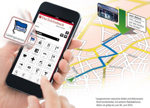 Photo of Das Telefonbuch: Mit der App rundum lokal versorgt