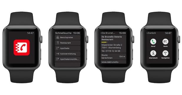 Photo of Das Telefonbuch präsentiert neue App für die Apple Watch Design trifft Nutzen