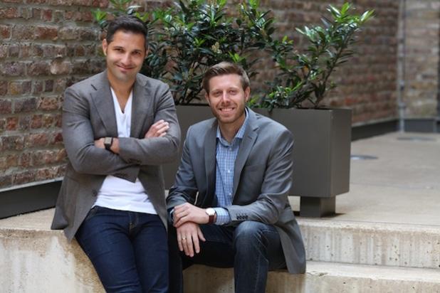 Appmatics-Gründer Ayk Odabasyan (l.) und Christian Groebe (r.) – Quelle: Appmatics GmbH c/o René Bernard PR