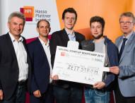 Vier Studierende aus Brandenburg und Sachsen gewinnen 50.000 Euro für ihr Start-up