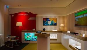 Vodafone eröffnet Flagshipstore in München