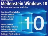 Microsoft startet neues Betriebssystem Windows 10
