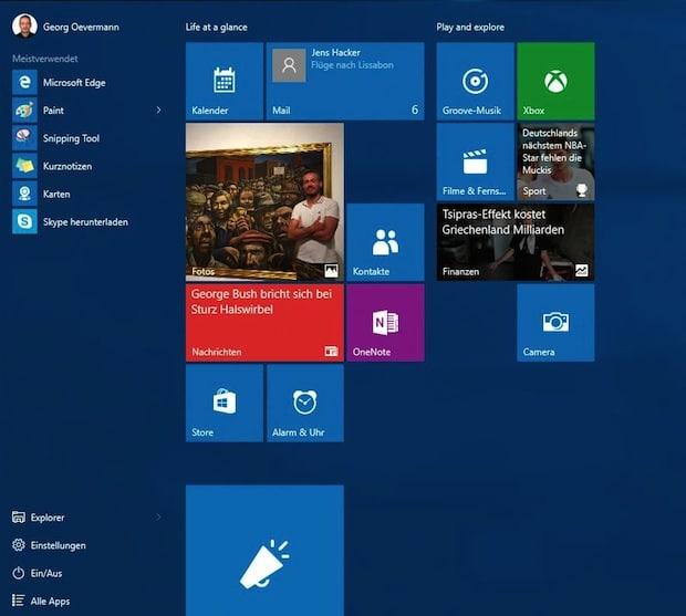 Photo of COMPUTER BILD-TEST: Umsteigen auf Windows 10 lohnt sich