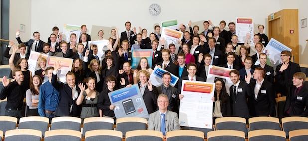Photo of HPI Hasso-Plattner-Institut Informatik: 14 IT-Innovationen von Bachelorstudenten des Hasso-Plattner-Instituts entwickelt