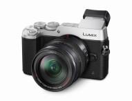 LUMIX GX8: DSLM-Kamera der neuen Generation mit 20 MP, Dual-Bildstabilisator und 4K-Foto/Video