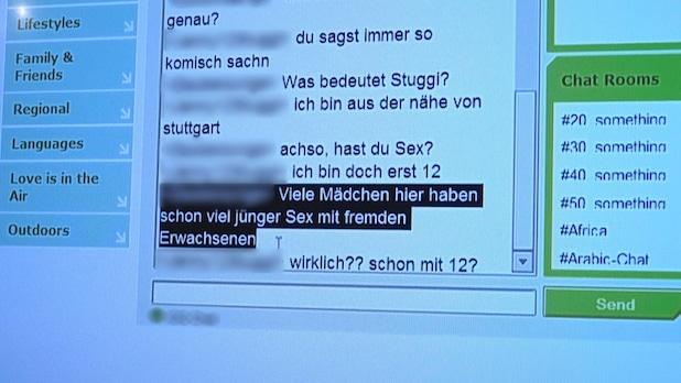 """""""Sex, Drogen, Onlinesucht - wenn das Internet zur Bedrohung wird"""" lautet das Thema bei """"hallo deutschland hautnah"""" am Samstag, 4. Juli 2015. 40 /  Foto: """"obs/ZDF/ZDF/realandfiction"""""""