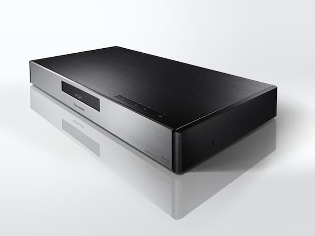 Photo of Panasonic Premium Blu-ray Player DMP-BDT570 4K Upscaling, High Resolution Audio und smartes Networking