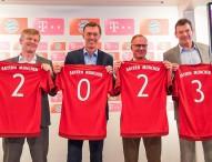 Telekom macht Allianz Arena zum multimedialen Erlebnisraum
