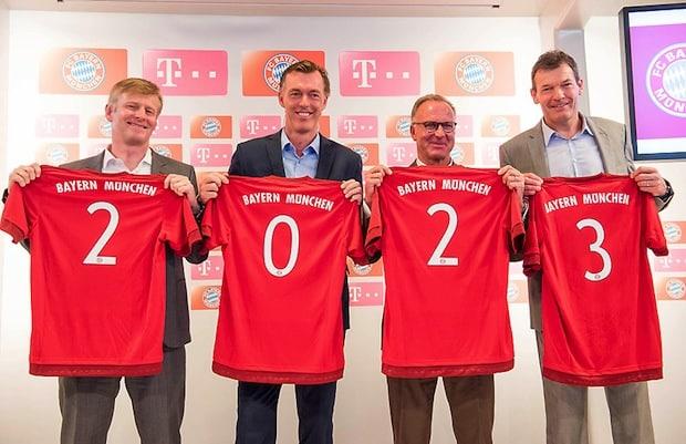 Photo of Telekom macht Allianz Arena zum multimedialen Erlebnisraum