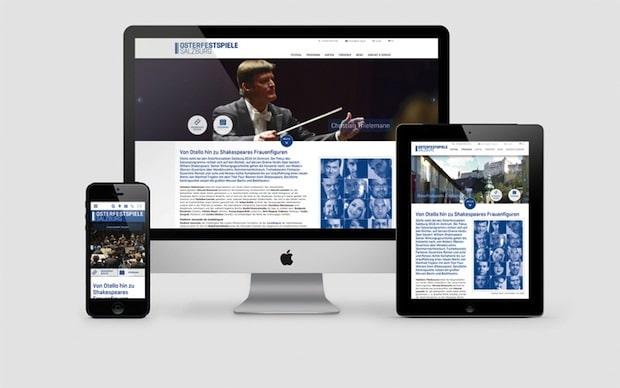 Photo of Osterfestspiele Salzburg mit neuer ncm-Webseite