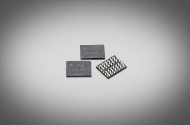 Photo of Samsung Electronics produziert industrieweit erstes 3D V-NAND Flash Memory