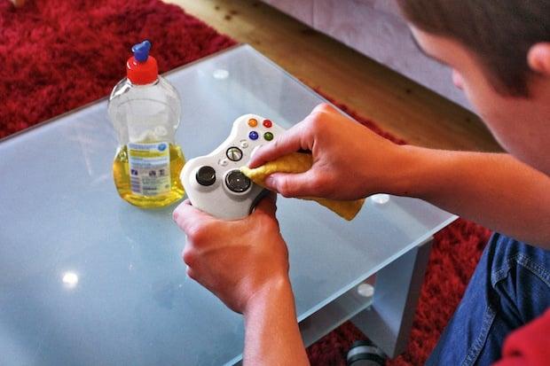 Photo of Computerspiele: Tastaturen und Controller regelmäßig reinigen