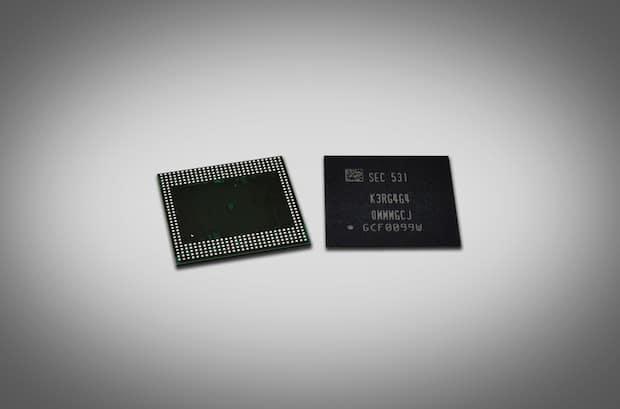 Photo of Samsung bringt industrieweit erstes 12Gb LPDDR4 DRAM auf den Markt