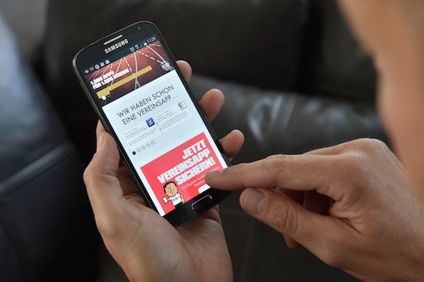Photo of Vereinsapps machen Sportdeutschland mobil
