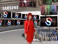 Miss IFA im CityCube Berlin bei Samsung auf der IFA 2015