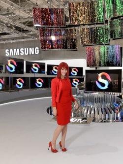 "Quellenangabe: ""obs/Samsung Electronics GmbH/Harry Schnitger"""