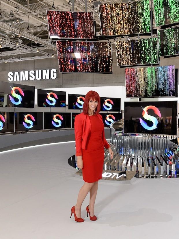 Photo of Miss IFA im CityCube Berlin bei Samsung auf der IFA 2015