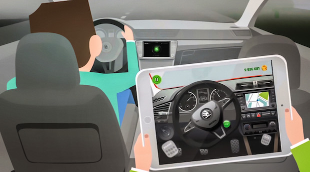 Photo of SKODA LittleDriver App: coole App für Kids