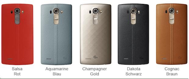 Photo of LG G4 Fashion Edition bietet High Tech prêt-à-porter