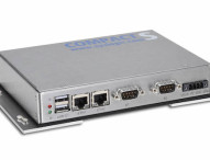 Syslogic Embedded PC der Compact S Serie