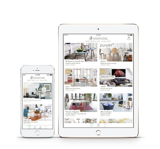 Photo of Inspiration direkt aufs Sofa mit der neuen Westwing Home & Living iPad App