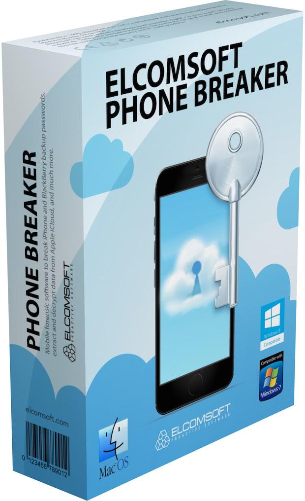 Photo of Elcomsoft Phone Breaker 5.0 greift auf iCloud-Daten von iOS 9 Geräten zu