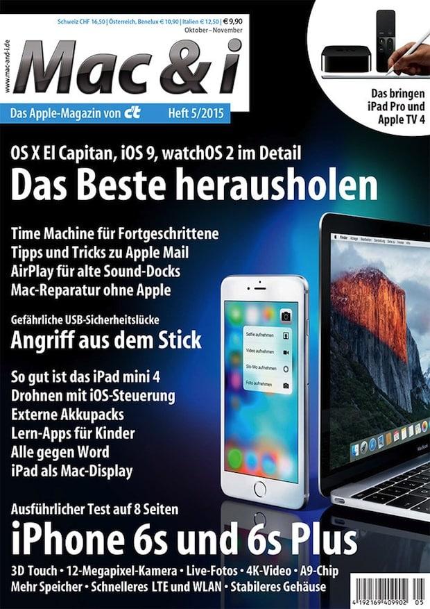Photo of USB-Sicherheitslücke betrifft auch den Mac – Mac & i warnt