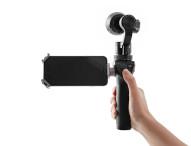 Die weltweit erste integrierte stabilisierte Handheld-Kamera