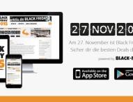 Die Black Friday 2015 App – Jetzt kostenlos im App Store und bei Google Play