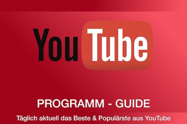 """Photo of Weltweit erster Programm-Guide(EPG) für YouTube Technologie-Startup """"YOOU.BUZZ"""" entwickelt moderne """"TV-Zeitschriften"""""""