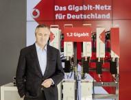 Auf dem Weg zu 5G: Vodafone zeigt Deutschlands erstes Gigabit Mobilfunknetz