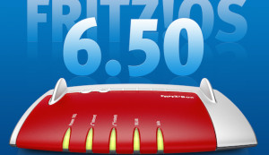 Ab sofort kostenloser Download von FRITZ!OS 6.50