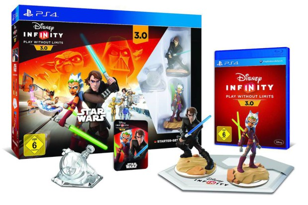 Photo of Unendlicher Spielspaß mit Disney Infinity 3.0: Play Without Limits