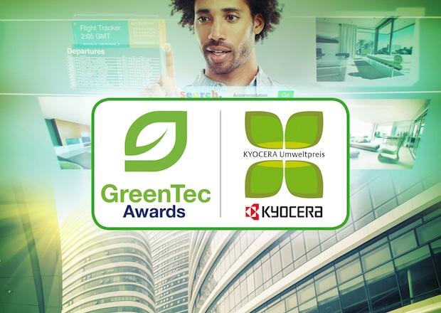 """Photo of Die GreenTec-Awards rufen zum öffentlichen Online-Voting für den """"KYOCERA Umweltpreis: Green Office"""" auf"""