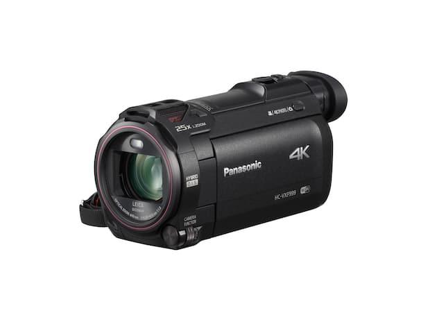 Photo of Panasonic 4K Camcorder
