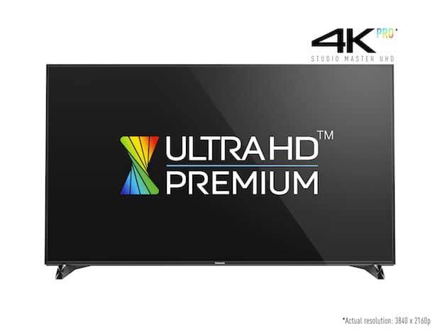 Photo of Weltneuheit: Panasonic präsentiert ersten Ultra HD Premium TV