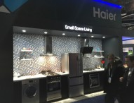 Chinesischer Elektronikhersteller Haier präsentiert seine aktuelle innovative Produktpalette
