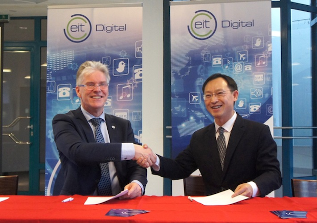 Photo of Huawei wird Partner von EIT Digital