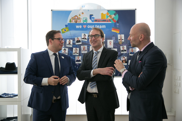 Photo of Zusammenarbeit zwischen Startups und deutscher Industrie