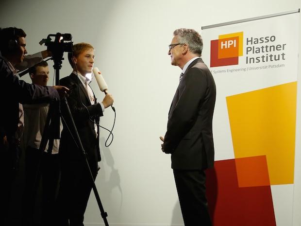 """Quellenangabe: """"obs/HPI Hasso-Plattner-Institut/K. Herschelmann"""""""