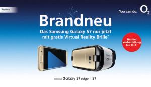 Samsung Galaxy S7 und Samsung Galaxy S7 edge jetzt bei O2 im Vorverkauf