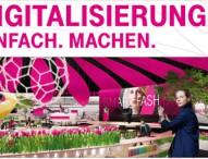CeBIT 2016: Deutsche Telekom begrüßt digitalen Frühling